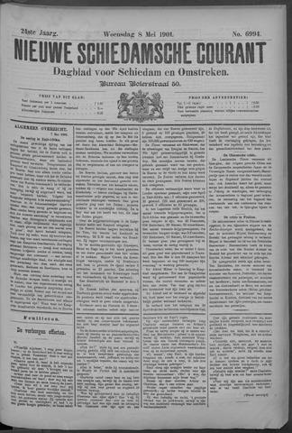 Nieuwe Schiedamsche Courant 1901-05-08