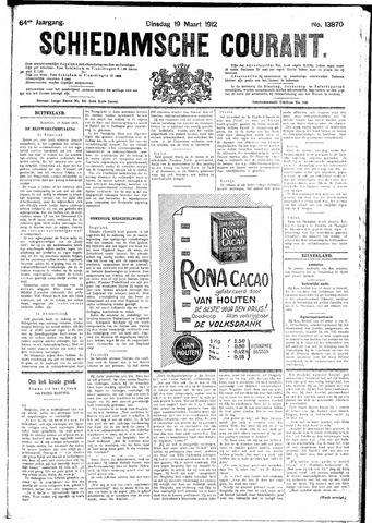 Schiedamsche Courant 1912-03-19