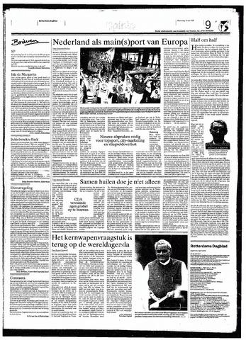 Rotterdamsch Nieuwsblad / Schiedamsche Courant / Rotterdams Dagblad / Waterweg / Algemeen Dagblad 1998-05-13