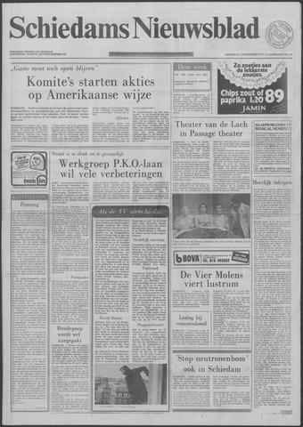 Schiedams Nieuwsblad 1977-10-19