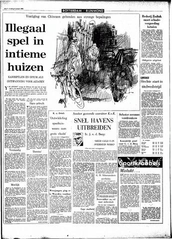 Rotterdamsch Parool / De Schiedammer 1966-01-04