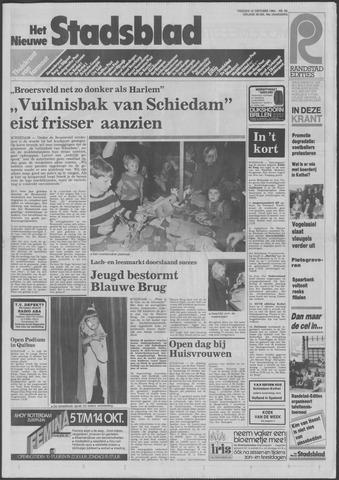 Het Nieuwe Stadsblad 1984-10-12