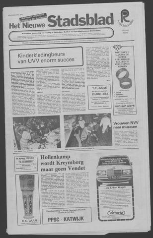 Het Nieuwe Stadsblad 1976-04-09