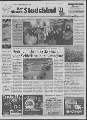 Het Nieuwe Stadsblad 2003-02-13