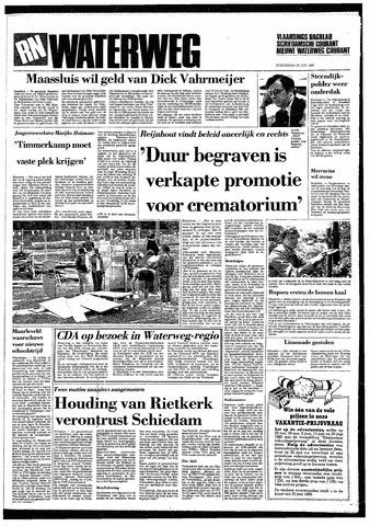 Rotterdamsch Nieuwsblad / Schiedamsche Courant / Rotterdams Dagblad / Waterweg / Algemeen Dagblad 1985-06-20