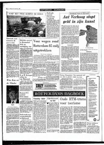 Rotterdamsch Parool / De Schiedammer 1968-09-21