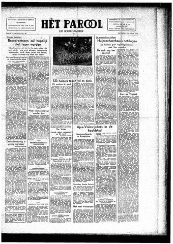 Rotterdamsch Parool / De Schiedammer 1946-04-13