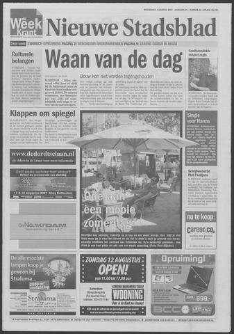 Het Nieuwe Stadsblad 2007-08-08