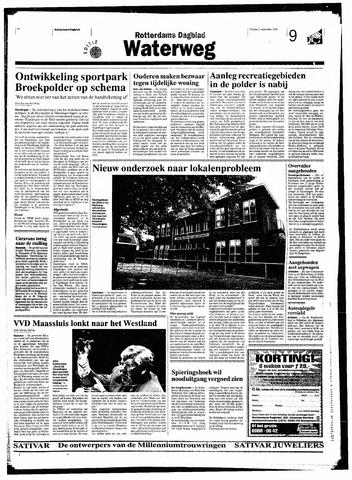 Rotterdamsch Nieuwsblad / Schiedamsche Courant / Rotterdams Dagblad / Waterweg / Algemeen Dagblad 1998-09-11