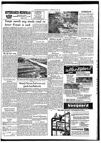 Rotterdamsch Nieuwsblad / Schiedamsche Courant / Rotterdams Dagblad / Waterweg / Algemeen Dagblad 1964-05-26