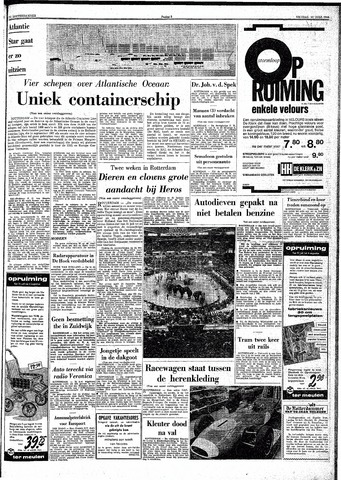 Trouw / De Rotterdammer 1966-07-15