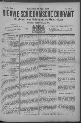 Nieuwe Schiedamsche Courant 1901-04-11