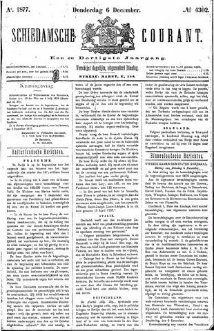 Schiedamsche Courant 1877-12-06