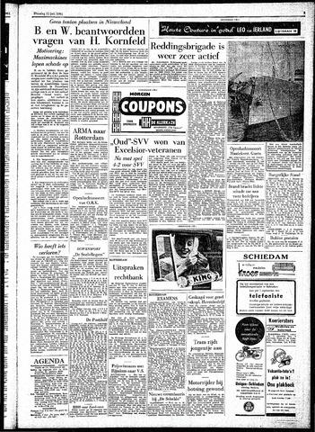 Rotterdamsch Parool / De Schiedammer 1961-07-11
