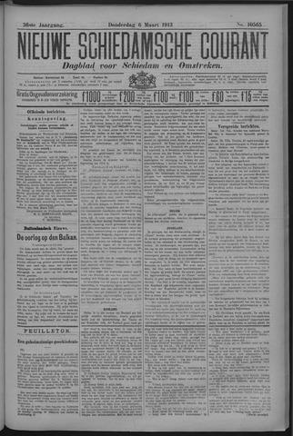 Nieuwe Schiedamsche Courant 1913-03-06