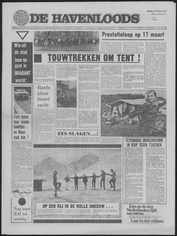 De Havenloods 1973-02-13
