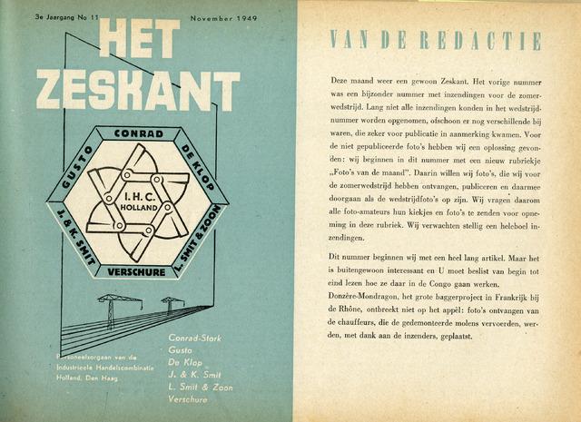 Het Zeskant 1949-11-01