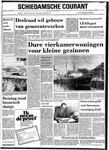 Rotterdamsch Nieuwsblad / Schiedamsche Courant / Rotterdams Dagblad / Waterweg / Algemeen Dagblad 1980-06-03