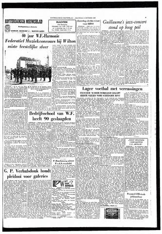 Rotterdamsch Nieuwsblad / Schiedamsche Courant / Rotterdams Dagblad / Waterweg / Algemeen Dagblad 1965-10-11