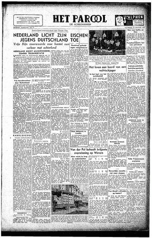Rotterdamsch Parool / De Schiedammer 1947-01-25
