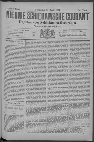 Nieuwe Schiedamsche Courant 1897-04-14