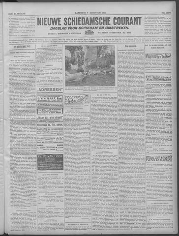 Nieuwe Schiedamsche Courant 1932-08-06