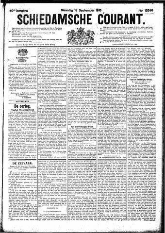 Schiedamsche Courant 1916-09-18