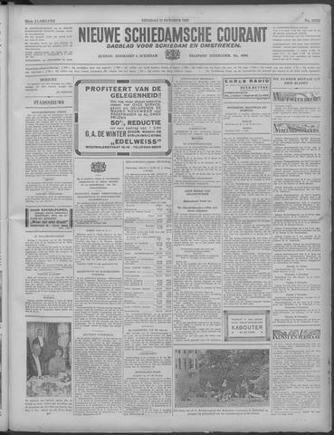 Nieuwe Schiedamsche Courant 1933-10-31