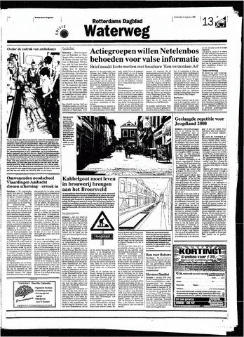 Rotterdamsch Nieuwsblad / Schiedamsche Courant / Rotterdams Dagblad / Waterweg / Algemeen Dagblad 1998-08-13