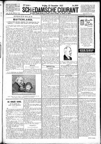 Schiedamsche Courant 1927-12-23