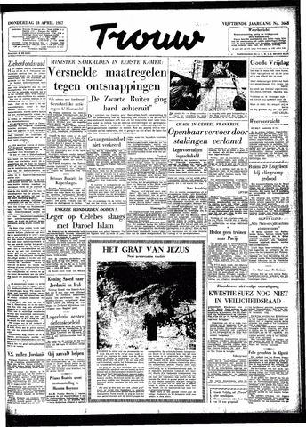 Trouw / De Rotterdammer 1957-04-18