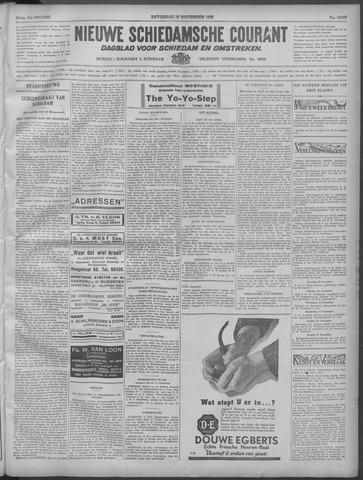 Nieuwe Schiedamsche Courant 1932-11-12
