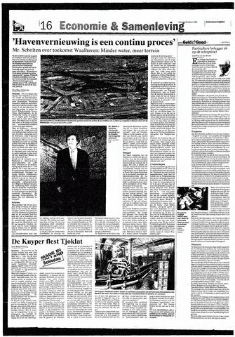 Rotterdamsch Nieuwsblad / Schiedamsche Courant / Rotterdams Dagblad / Waterweg / Algemeen Dagblad 1993-02-20