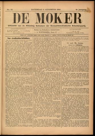 De Moker 1904-08-06