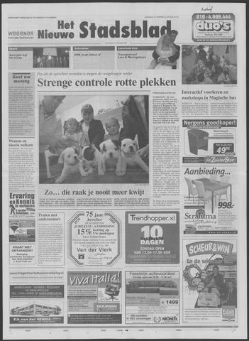 Het Nieuwe Stadsblad 2005-10-19