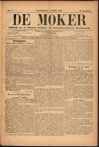 De Moker 1905-04-01
