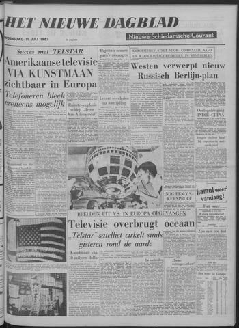 Nieuwe Schiedamsche Courant 1962-07-11