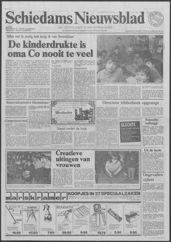 Schiedams Nieuwsblad 1981-03-11