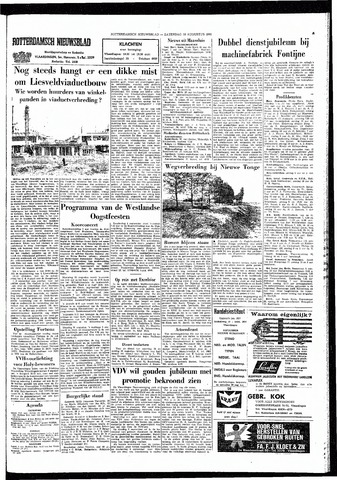 Rotterdamsch Nieuwsblad / Schiedamsche Courant / Rotterdams Dagblad / Waterweg / Algemeen Dagblad 1965-08-28