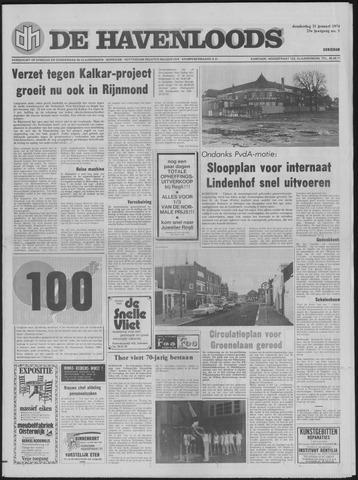 De Havenloods 1974-01-31