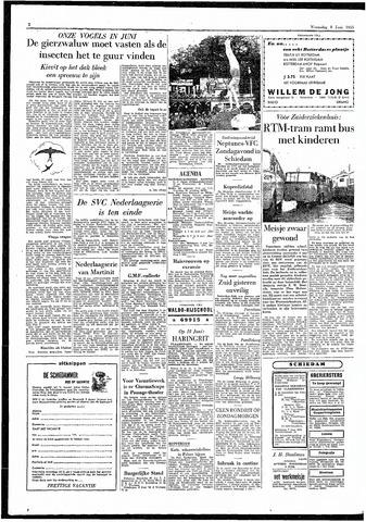 Rotterdamsch Parool / De Schiedammer 1955-06-08