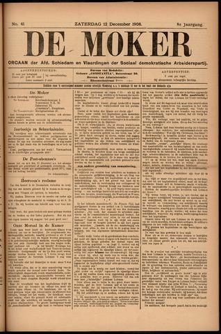 De Moker 1908-12-12