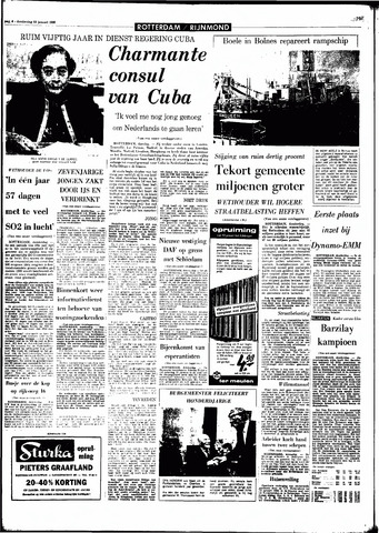 Rotterdamsch Parool / De Schiedammer 1966-01-13