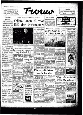 Trouw / De Rotterdammer 1959-11-14