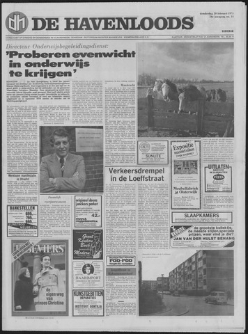 De Havenloods 1975-02-20