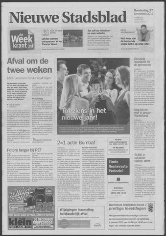 Het Nieuwe Stadsblad 2012-12-27