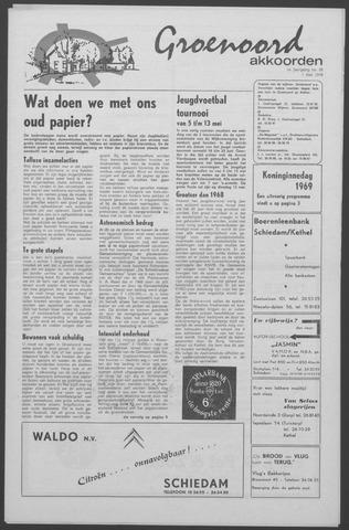 Groenoord Akkoorden 1969-05-01