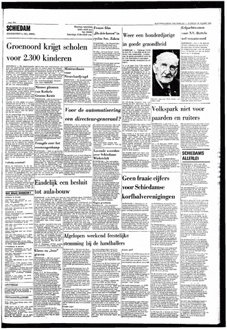 Rotterdamsch Nieuwsblad / Schiedamsche Courant / Rotterdams Dagblad / Waterweg / Algemeen Dagblad 1968-03-26
