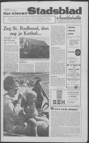 Het Nieuwe Stadsblad 1968-09-25