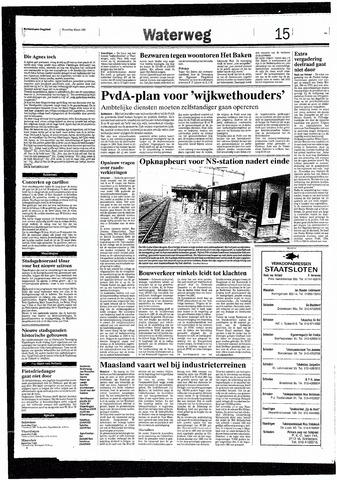 Rotterdamsch Nieuwsblad / Schiedamsche Courant / Rotterdams Dagblad / Waterweg / Algemeen Dagblad 1993-06-16